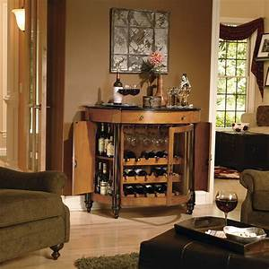 howard miller merlot valley wine spirits cabinet 695 016 With kitchen cabinets lowes with half moon metal wall art