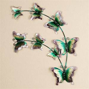 Awesome Tropical Outdoor Wall Decor : Fresh Tropical