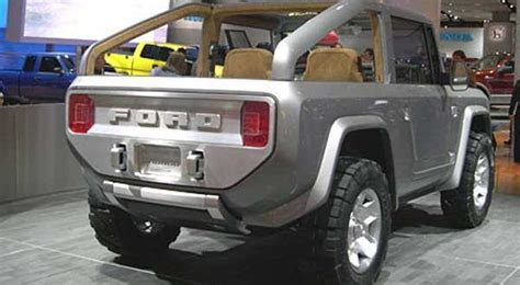 ford bronco specs price release date leaked ford