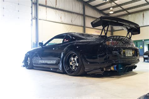 widebody supra wallpaper nextmod 39 s beautiful toyota supra voltex wing widebody