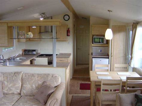 Luxury Static Caravan Accommodation for holidays in the