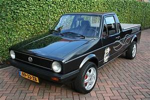 Vw Caddy Pick Up : vw caddy mk1 pick up 1 6 l benziner 1987 catawiki ~ Medecine-chirurgie-esthetiques.com Avis de Voitures