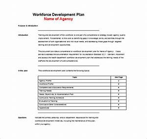 training plan template sample business plan personal With microsoft certification documents