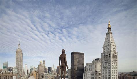 gormleys statues cancelled  suicide artnet news