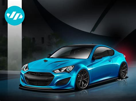 Truecar has 230 used hyundai genesis coupe s for sale nationwide, including a 2.0t premium i4 automatic and a 3.8 track v6 manual. Introducing the JP Edition Hyundai Genesis Coupe Turbo 2 ...
