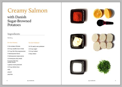 Creating Your Own Image Gallery Page Template In by Free Create Your Own Cookbook Template Free Template Design