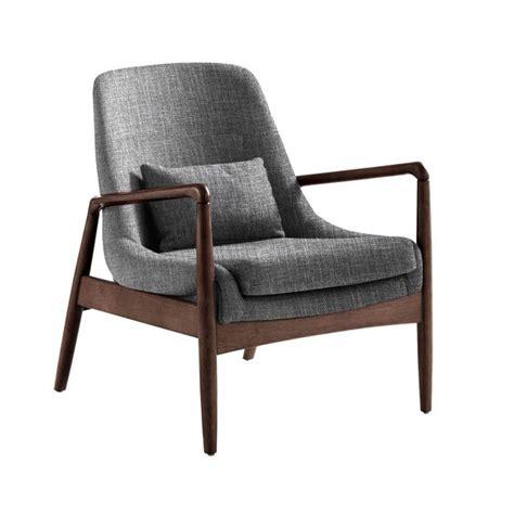 baxton studio dixon mid century modern grey fabric