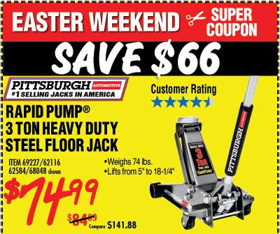 35 ton floor harbor freight harbor freight 25 today milled