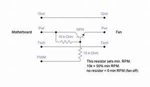 Przerobienie Wentylatora 3pin Na 4pin  Czyli Sterowanie Pwm