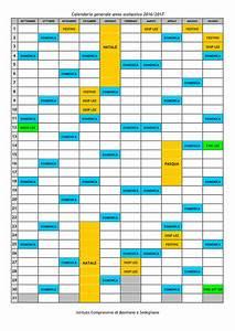 calendario scolastic o 2016 2017 cantone ticino calendario