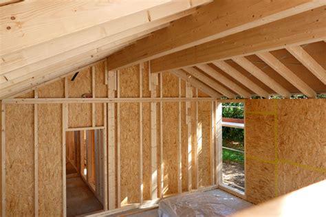 Holzrahmenhaus Selber Bauen by Holz Haus Bauen Frische Haus Ideen