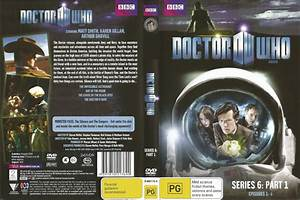 Doctor Who Series 6 Part 1 DVD Cover by jyadaha2 on DeviantArt