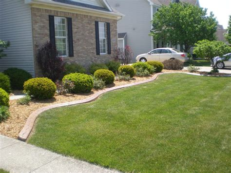 landscaping landscaping ideas michigan landscape edging ideas 545 lawn care inc