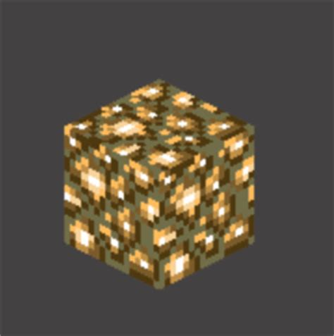Minecraft Glowstone L Crafting by Glowstone Minecraft Pocket Edition Canteach