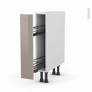 meuble range epice 15 cm With meuble 15 cm large