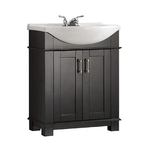 Home Depot Vanities Bathroom by 23 25 In Bathroom Vanities Bath The Home Depot