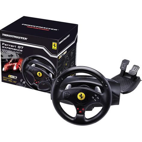 thrustmaster gt experience thrustmaster gt experience racing wheel 2960697 b h