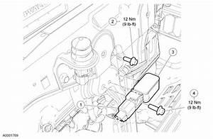 Ford Airbag Sensor Location