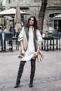 robe pull oversize cuissardes june sixty five blog mode With robe pull et cuissarde