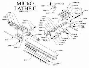 taig lathe parts price list With lathe diagram