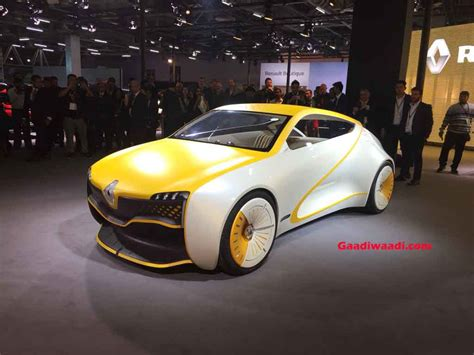 Renault Concept by Renault Subcompact Suv Concept Debuts At 2018 Auto Expo