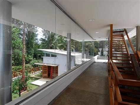 Home Design Ideas Bangalore by Modern Open Concept House In Bangalore Idesignarch