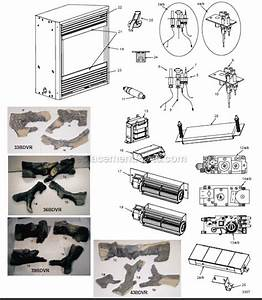 Majestic 39bdvr Parts List And Diagram   Ereplacementparts Com