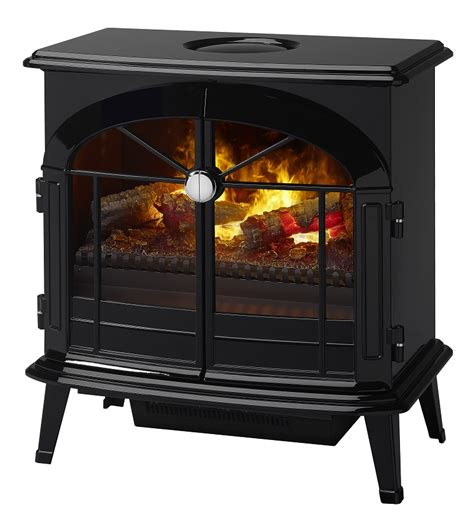 electric fireplace stove 24 3 quot dimplex stockbridge opti myst stove electric