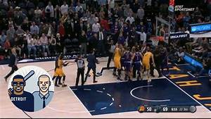 Jalen Rose breaks down the drama between the Suns and Jazz ...