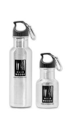 stainless steel bottle muir woods