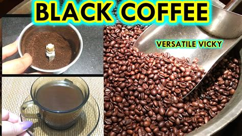 Products used in the recipe. Nescafe Black Coffee For Weight Loss - WeightLossLook