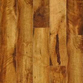 shop pergo max smooth walnut wood planks sle mill creek at lowes