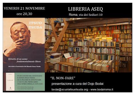 Libreria Aseq Roma by Novembre 2014 Associazione Bodai Roma