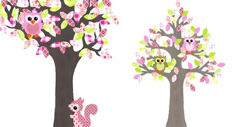 behang babykamer boom behangboom l schattige behangbomen voor de babykamer