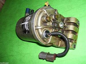 Sell 98 99 Dodge Ram 24v Cummins Turbo Diesel Fuel Filter Canister Reservoir Tank Can Motorcycle