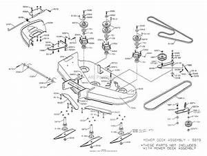 Dixon Ztr 4423  1999  Parts Diagram For Mower Deck 42 U0026quot