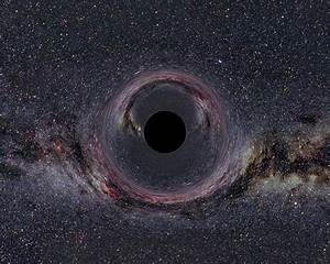 Black Hole Kit Images: Black Hole In Milky Way