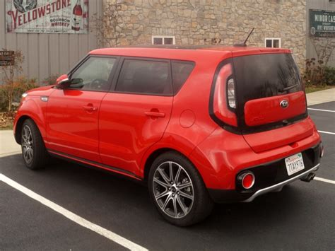 Kia Soul Turbo Kit by 2017 Kia Soul Turbo How Was Your Day