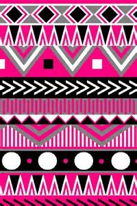 Pink Aztec Phone Backgrounds