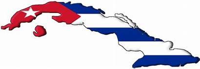 Cuba Flag Clip Map Vector Havana Icon