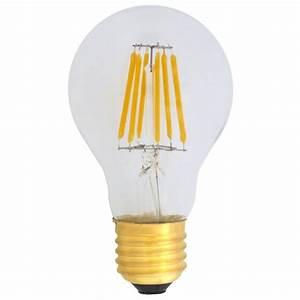 Dimmbare Led E27 : eiko dimmbare a19 led e27 filament 7w warmwei 2700k 800lm 230v led ambiente ~ Yasmunasinghe.com Haus und Dekorationen