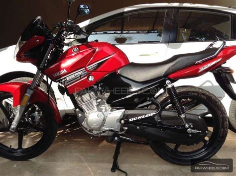 Used Yamaha YBR 125 2016 Bike for sale in Lahore - 167728