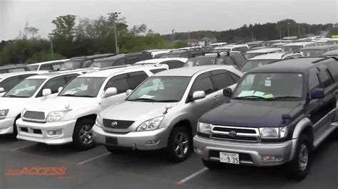 japanese  car auctions explained part  youtube