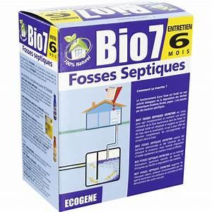 Entretien Fosse Septique Yaourt : bio 7 entretien fosses ecog ne 480 g 6 sachets de ~ Premium-room.com Idées de Décoration