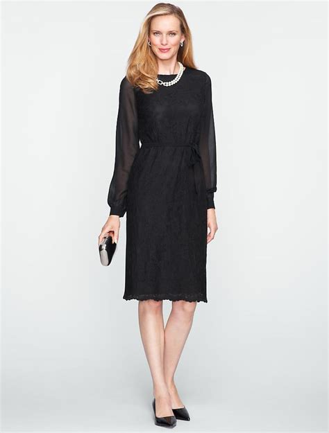 dresses for misses talbots lace dress dresses misses clothes and