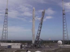 SpaceX Launch Scrubbed Due to Weather Violation