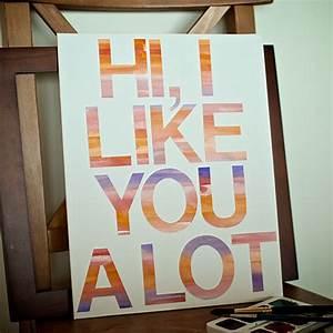 Diy canvas quotes art quotesgram