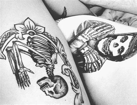 #black and white# skeleton # legs # ink | Graphic design ...