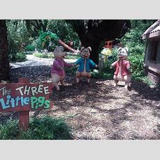Three Little Pigs  Picture Of Storyland, New Orleans Tripadvisor
