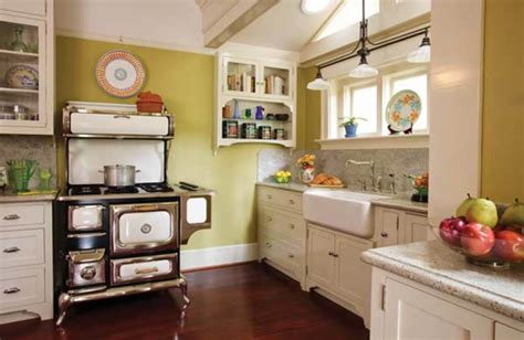 Reinventing The Victorian Kitchen  Old House Journal Magazine